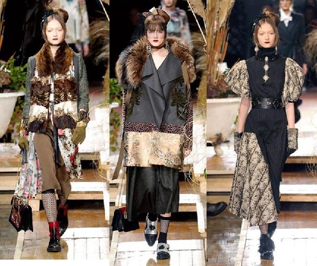 Antonio Marras - Milano Moda Donna Autunno Inverno 2016-2017