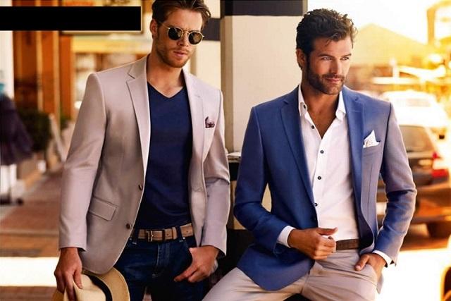 Look Ufficio Uomo : Moda uomo per il lavoro è di tendenza il casual business