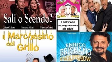 Novità teatrali a Roma: gli spettacoli da non perdere
