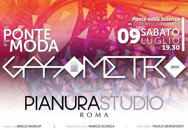 Pianura Studio per Gasometro-2016