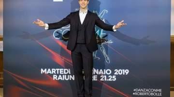 Danza con me 2019: torna il grande show di Roberto Bolle su RAI1