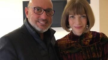 Anna Wintour: il suo iconico BOB nelle mani di Roberto Carminati