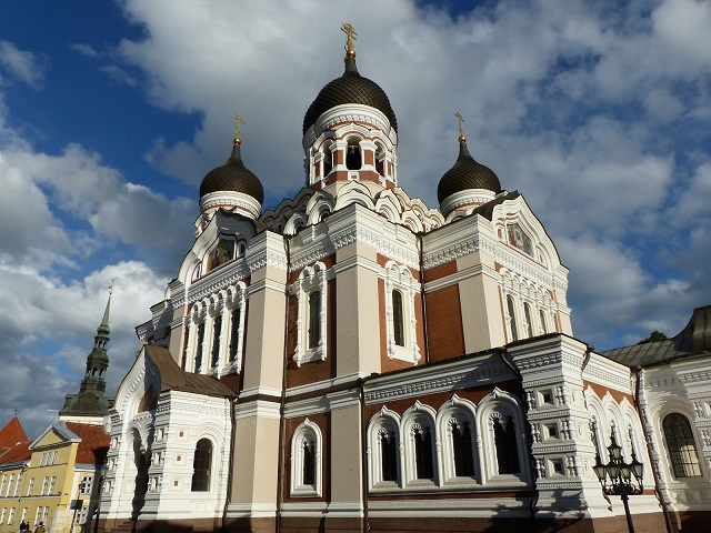 Chiesa Ortodossa (collina di Toompea, Tallinn)