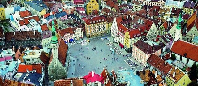 La Città vecchia (Tallinn)