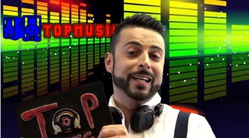 Top Music: la tua musica a portata di click, conduce Anthony Peth