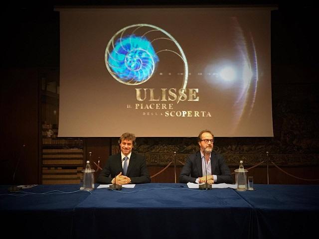 Ulisse: il piacere della scoperta