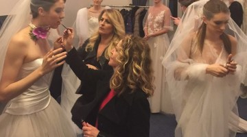 Wedding Fashion Night: Francesca Mura ci racconta il backstage