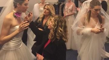 Wedding Fashion Night: Francesca Mura ci racconta il backstage