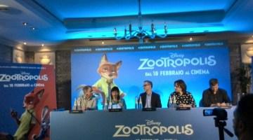 Zootropolis: raccontato dai suoi registi Moore e Howard