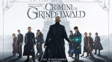 Animali Fantastici 2: I Crimini di Grindelwald (recensione)