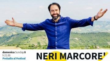 Animavì Festival: il sipario si alza domenica con Neri Marcorè, ambasciatore delle Marche
