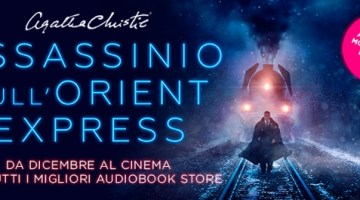 AudioBook: GoodMood ti porta sull'Orient Express di Agatha Christie
