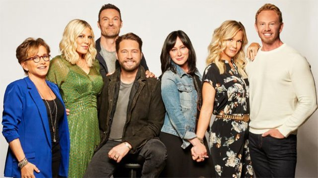 Beverly Hills 90210 nuove puntate