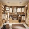 Cabina armadio: come progettarla, idee e suggerimenti