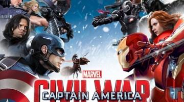 Captain America: Civil War (trailer, trama e recensione)