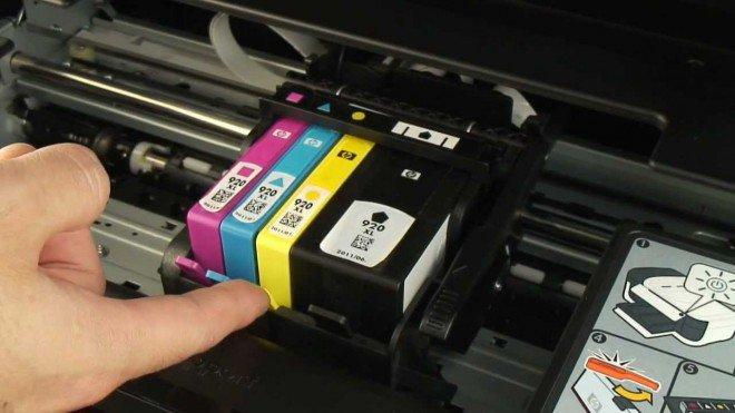 cartucce per stampanti hp
