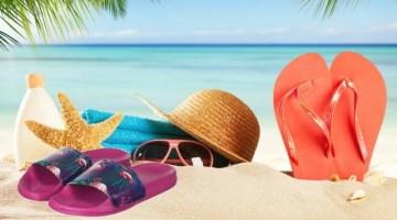 Calzature mare estate 2019: la rivincita delle ciabatte sulle infradito
