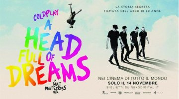Coldplay – A Head Full of Dreams: il film-concerto che celebra il tour dei record (recensione)