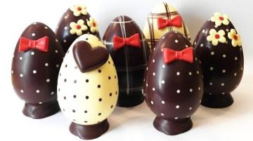 Pasqua fai da te: come fare in casa l'uovo di cioccolata
