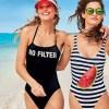 Costumi interi 2017: il glamour in spiaggia è tutto d'un pezzo!
