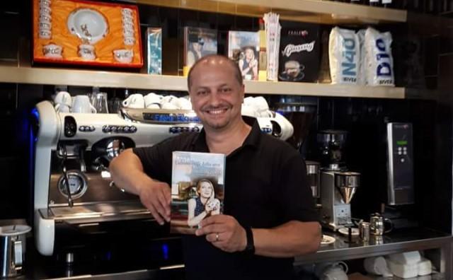un caffè con Diego Galdino