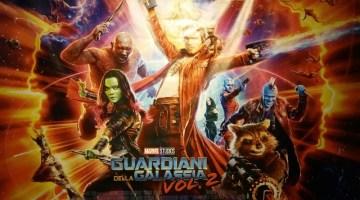 Guardiani della Galassia Vol. 2: il blockbuster più rock della Marvel (no spoiler)
