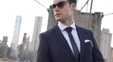 """Tendenza cravatte: Hex tie """"dal futuro"""" per l'uomo moderno"""