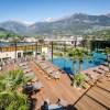 Week end benessere: Hotel Terme di Merano con Sky Spa con vista sulle Dolomiti
