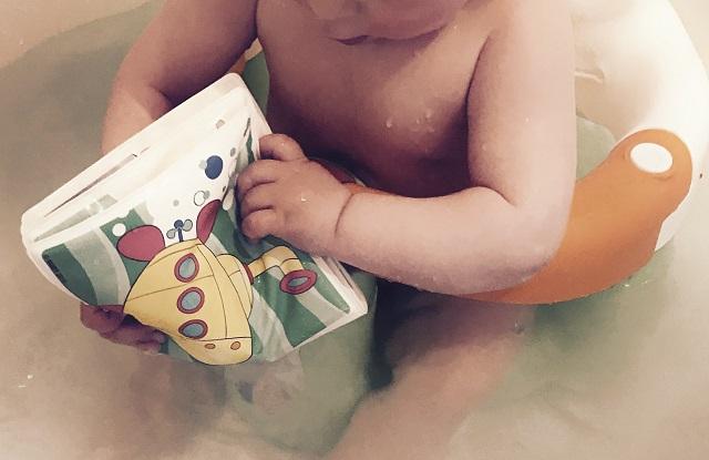 igiene del neonato bagnetto
