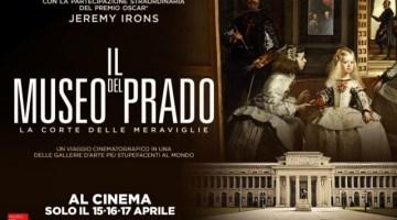 Il Museo del Prado – La Corte delle meraviglie: film evento tra arte e storia