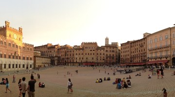 Siena: un weekend romantico