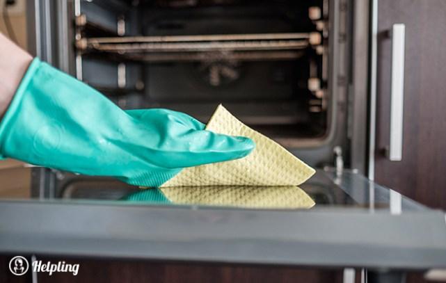 lucidare il forno - helpling