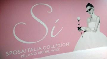 Milano Bridal Week: Sì Sposaitalia Collezioni