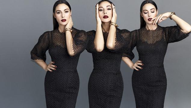 Monica Bellucci (Dolce & Gabbana)