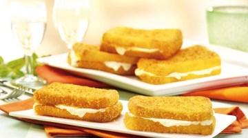Mozzarella in carrozza: storia e varianti