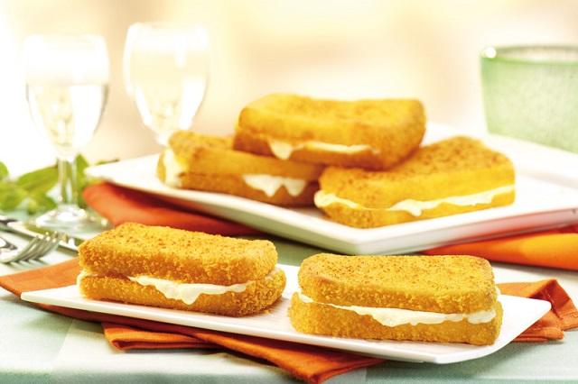 mozzarella in carrozza ricetta