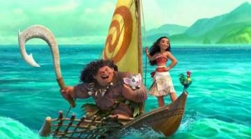 Oceania: trama, trailer e recensione del nuovo film Disney