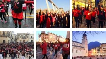 One Billion Rising 2018: 1 miliardo di voci contro la violenzasu donne e bambine