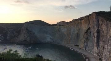 Come scoprire con lo yacht l'arcipelago delle Isole di Ponza in totale relax