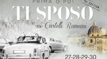 Prima o poi ti sposo: nuovo salone del wedding a Frascati