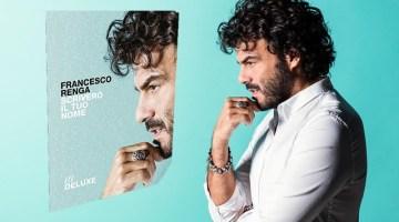 """Francesco Renga: """"Scriverò il tuo nome"""" (recensione album)"""