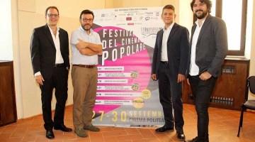 Terni Pop Film Fest: la prima edizione dal 27 al 30 settembre al cinema Politeama