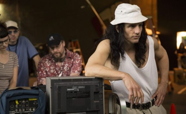 The disaster artist James Franco recensione