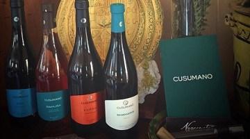 Sapori di Sicilia: al ristorante Dillà con i Vini Cusumano