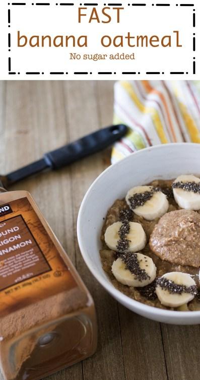 pinterest oatmeal banana nut butter