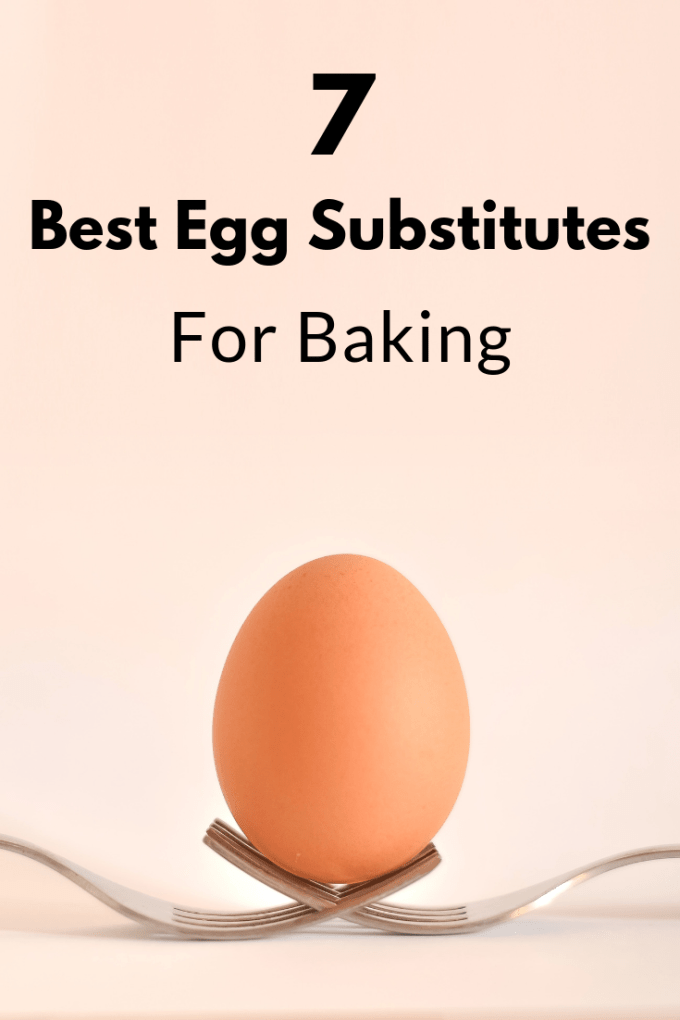 7 best egg substitutes for baking