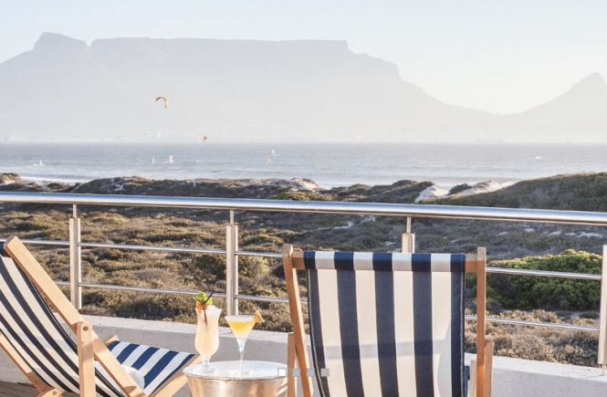 Bliss, Boutique, Hotel, Cape Town, Sunset Beach