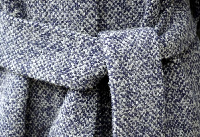 オーダーコート|レディースベルテッドコート
