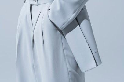 レディースワイドパンツスーツ