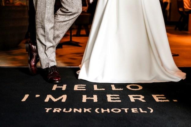カジュアルなウェディングスーツ ,トランクホテル (TRUNKHOTEL)